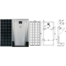 18V 90W 100W Monocrystalline Solar Panel PV Module with Ce Approved