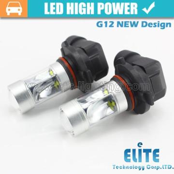 30w G12 9005 9006 HB3 Auto Lamp Bulb fog tail turn brake reverse car led light