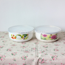 Wholesale Eco-friendly enamel serving bowl
