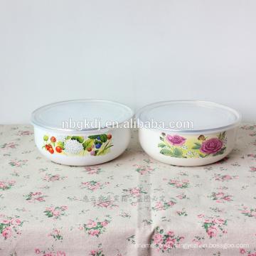 Wholesale Eco-friendly enamel serving bowl