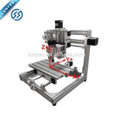 Máquina de trituração do PWB da placa de movimentação do GRBL da máquina de gravura do laser de DIY 3018B DIY