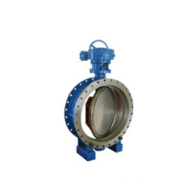 Cast Steel Triple Eccentric Butterfly Valve