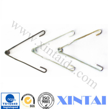 De Buena Calidad Productos de forma de alambre de acero al carbono CNC personalizado