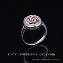 Chine bijoux usine en gros mode antique Turquie pièce de monnaie anneau