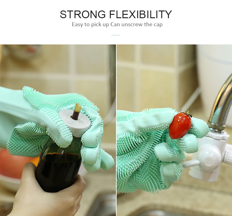 kitchen gloves for washing dishes