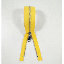 High Quality Ykk Teeth Zipper in Stainless Steel