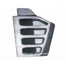China High Quality TS 16949 OEM Carbon Steel Casting For Railway parts