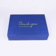 ベストセラーの製品Blue Perfume Packaging Box