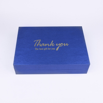 Best verkochte producten Blue Perfume Packaging Box