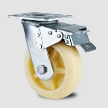 Heavy Duty Type New Double Pedal Freio Nylon Caster (KHX3-H3-A)