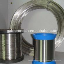 Aplicación de fabricación y cable de acero galvanizado