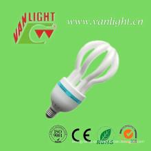 45W mucho T3 bajo consumo Lotus forma energía 25W luz CFL