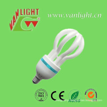 25W 45W Lot-T3 Low Power Lotus Shape Energy Saving Light CFL