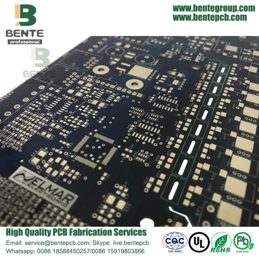 2oz Multilayer PCB 4-layers FR4 Tg150 PCB