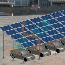 Sistemas De Montaje Solar Sobre Suelo: PARA estacionamentos (AS-M14)