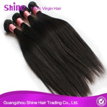 Indian Human Hair Weaving Straight Very Silky