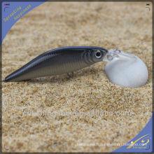 MNL041 5g / 9cm en plastique dur Weihai Hard Lure Minnow leurre en plastique