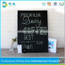 2015 new christmas decorative board wooden blackboard 50*70cm