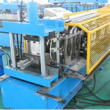 Metal door frame M shape rolling machine