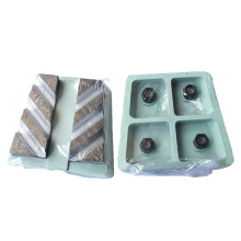 Marble diamond frankfurt stone polishing blocks for sale
