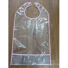 Tablier adapté aux besoins du client d'impression de PVC transparent