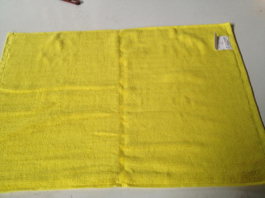 100%Cotton Color Floor Mat