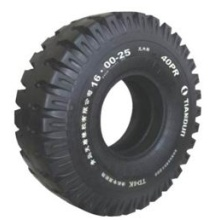 OTR Tire-Port Stacker Tire