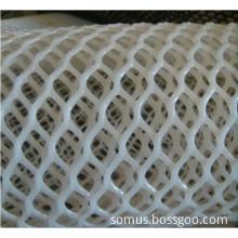 HDPE,PP hexagonal plastic mesh