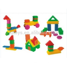 2016 animals plastic building blocks toys for kid