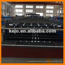 Metall-verzinkte Dach- und Wandplattenwalzen-Herstellungsmaschine