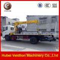 Dongfeng-Abschleppwagen-LKW mit Kran 8 Tonne