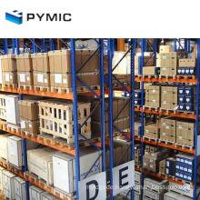 ISO Certificate Galvanized Storage Teardrop Pallet Racks Supplier