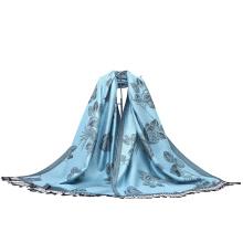 2016 Blume Pashmina Warmer Schal für Dame 180 * 90cm