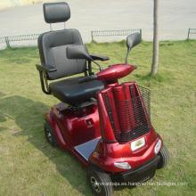 Scooter eléctrico chino de movilidad de cuatro ruedas para ancianos (DL24500-2)