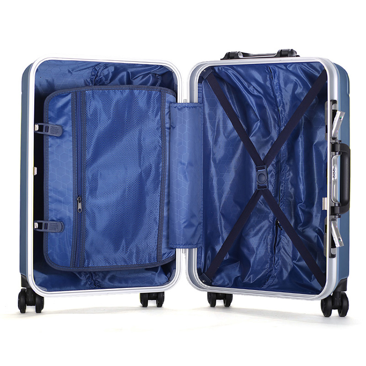 Upright Suitcase abs luggage