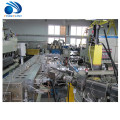 Man-made extrudierte Polystyrol xps PVC ABS Formisolierung Hohlplatte Extrusion Produktionslinie