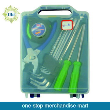 Gift Tool Set With Plastic Box
