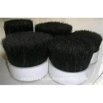 Natural Black Boiled Pig Hair