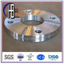DIN 2573 25bar Carbon Steel Forged Slip auf Flansch
