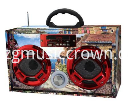 Colorful Promotion Gift Speakers