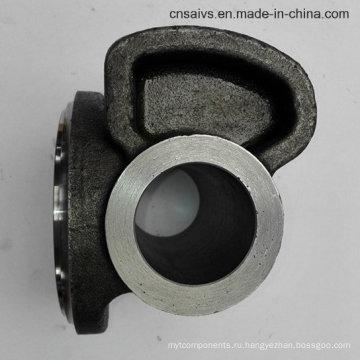Литье углеродистой стали Clevis для промышленного оборудования