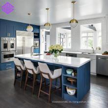 Imágenes pintadas coctelera modulares gabinetes de cocina
