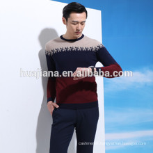 Fashion design man's merino wool sweater