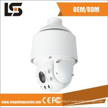 fabricantes de invólucros de câmeras cctv de fundição em alumínio