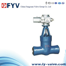 Electric Gate Valve for Electric Station (Asme B16.34)