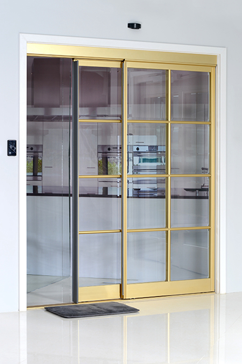 Kawalan Unit Interactive Automatic Sliding Door Operators
