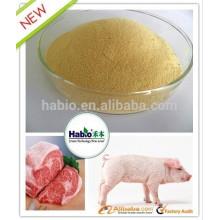 Additif d'alimentation enzymatique de composé de porc croissant