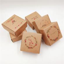 embalaje de caja de vela embalaje de caja magnética de lujo