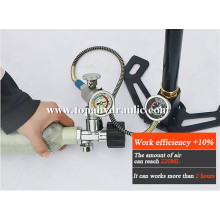 Fx hunting precharge outdoors pcp hand pump