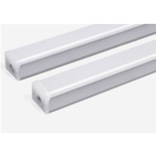 Белый 15W 3000K алюминиевый 2-футовый светодиодный ламповый свет